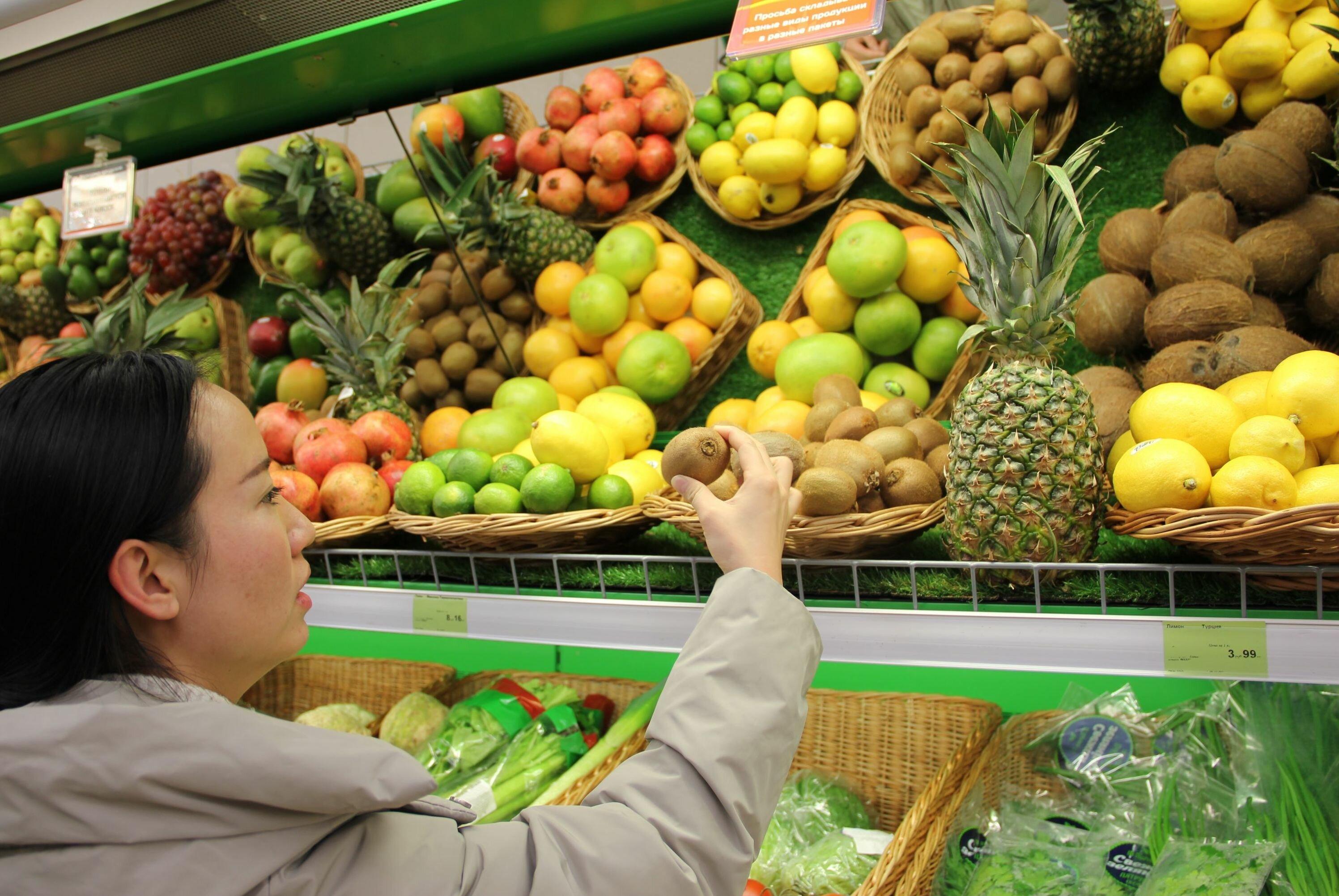 Почему Россия приостановила ввоз импортных китайских фруктов