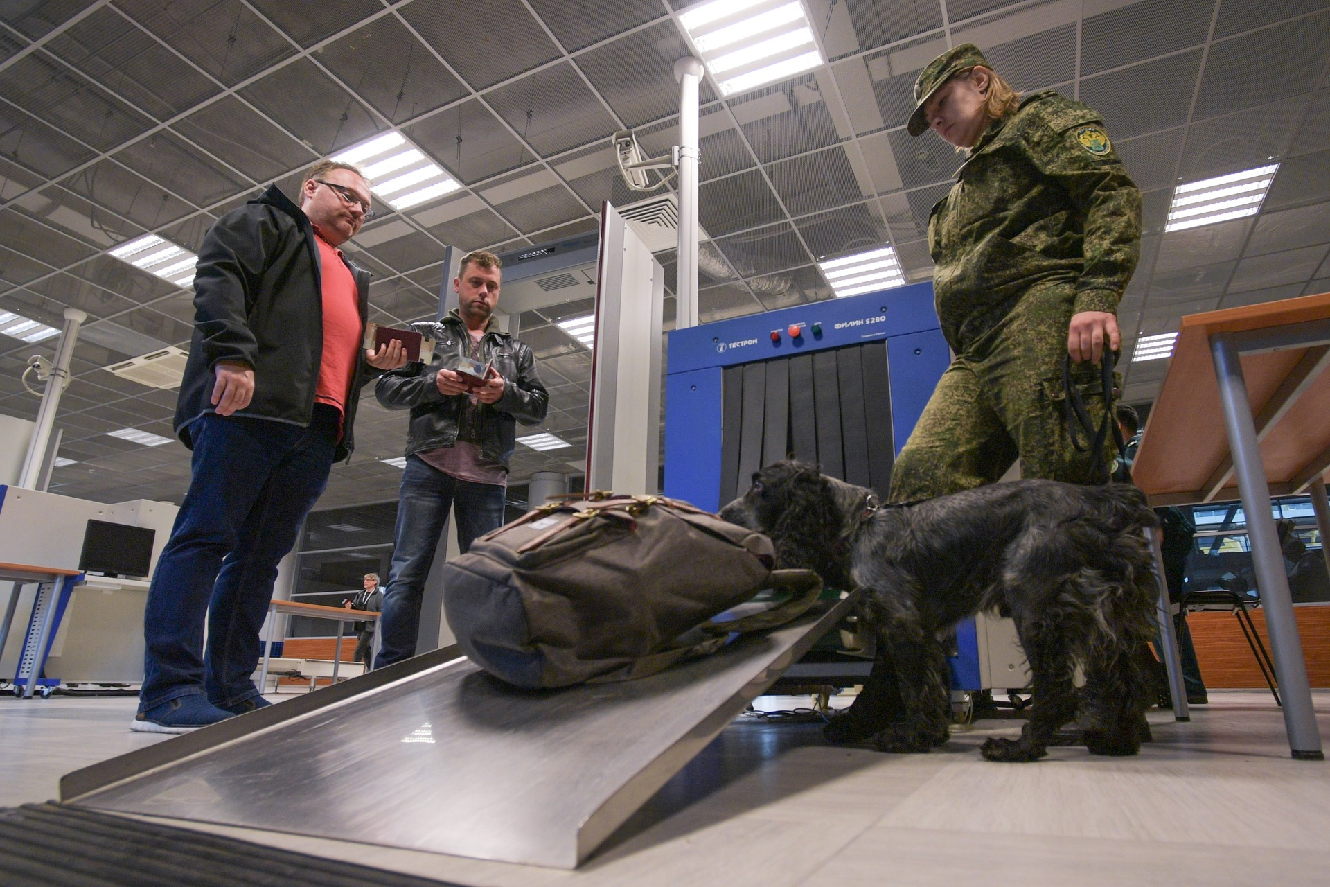 Правила провоза багажа через границу изменились