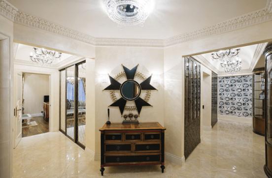 Квартира Гарика Мартиросяна может впечатлить даже миллионера